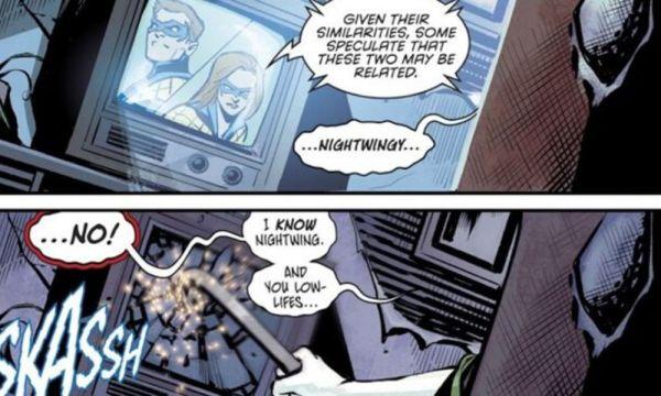 Joker acabaría con un discípulo de Batman, una vez más Joker-quiere-acabarcon-Nightwing-600x360