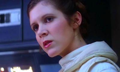 Leia era sensible a la fuerza desde A New Hope