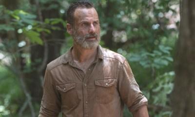 Michonne saldrá de 'The Walking Dead' por culpa de Rick