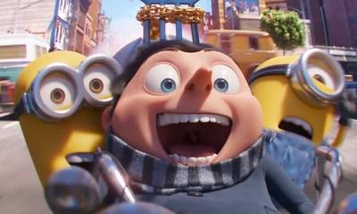 Primer trailer de 'Minions 2: The Rise of Gru'