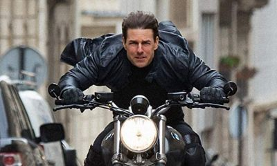 Nombre de producción para Mission Impossible 7