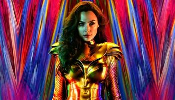 Nueva imagen de la armadura dorada de Wonder Woman