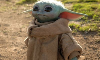 Nuevo animatronic de Baby Yoda