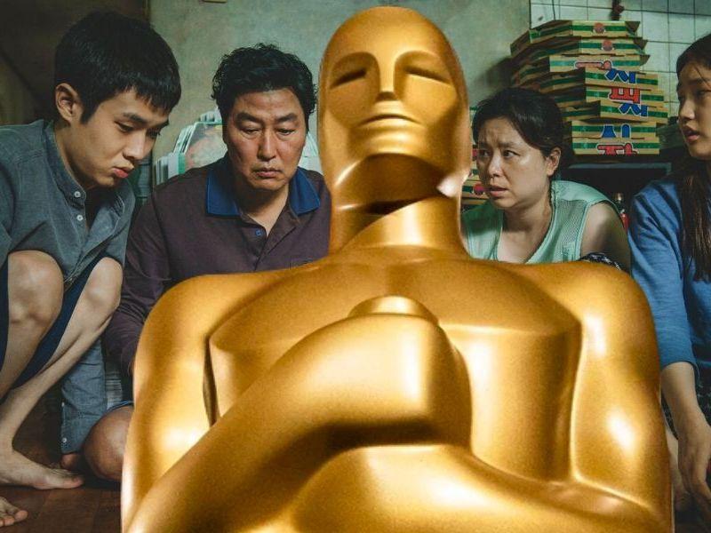 Parasite ganó el Oscar a Mejor Película Extranjera