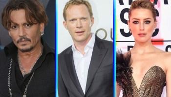 Paul Bettany está implicado en el caso de Amber Heard y Johnny Depp