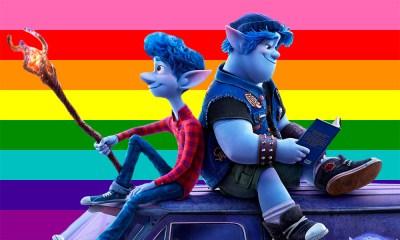 PC: Personaje LGBT en 'Onward'