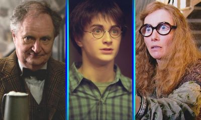 Profesora Trelawney sabía que Harry Potter era un Horrocrux