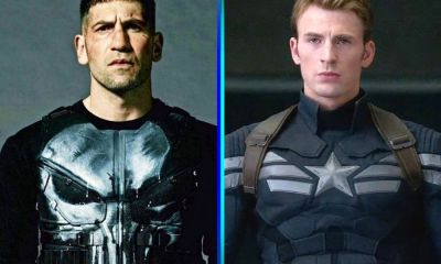 Punisher apareció en Captain America The Winter soldier