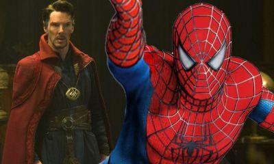 Referencia de Doctor Strange en 'Spider-Man 2'