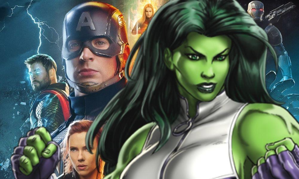 She Hulk se unirá a los Avengers