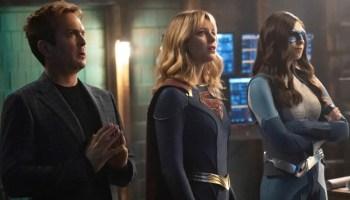 Personajes ausentes en el episodio 100 de 'Supergirl'