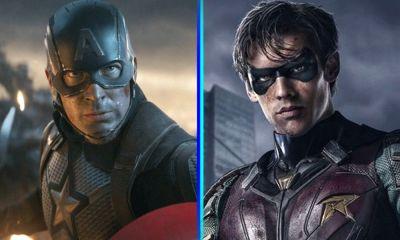 Teen Titans hicieron referencia a los Avengers