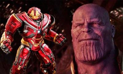 Thanos hubiera usado el Hulkbuster