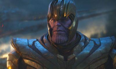 Thanos se sacrificó para salvar el universo