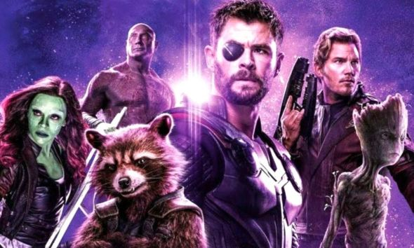 Ubicación de Thor en 'Guardians of the Galaxy Vol 3'