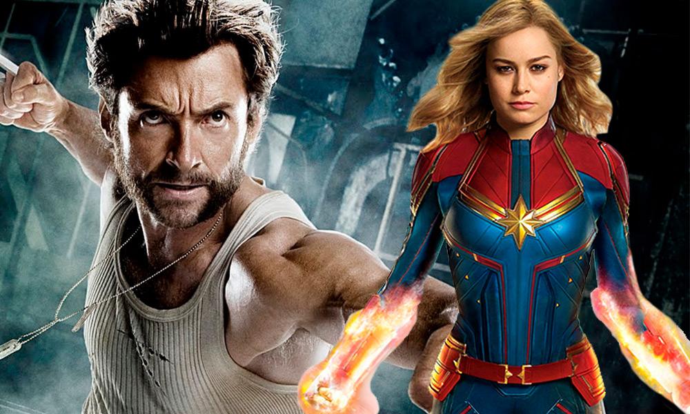 Wolverine será compañero de Captain Marvel