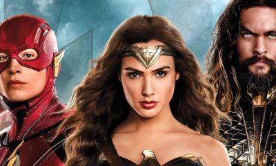 Wonder Woman y Aquaman se enfrentarían en película de Flash
