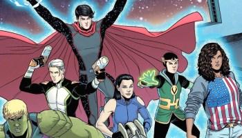 Young Avengers en el MCU