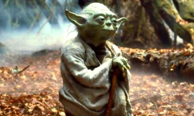 edad humana de Yoda en 'Return of the Jedi'