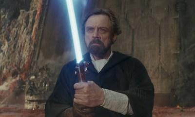 Luke Skywalker cambia la idea de la fuerza