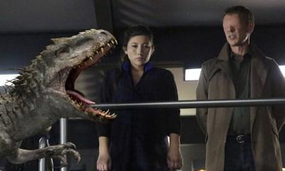 Dichen Lachman aparecerá en 'Jurassic World 3'