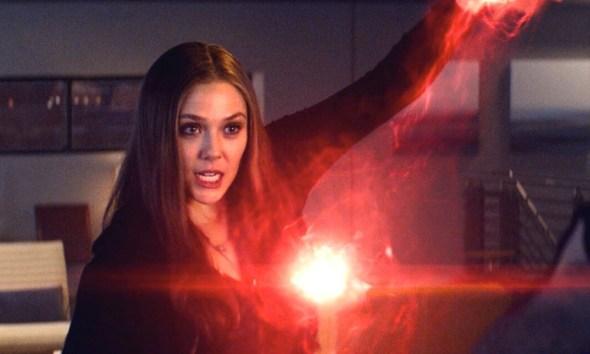 Scarlet Witch ayuda a Star a controlar su poder