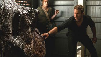 fecha de grabación de 'Jurassic World 3'