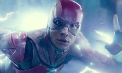 Flash iba a viajar en el tiempo en 'Justice League'