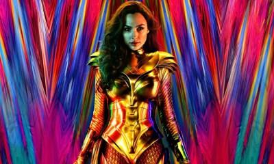 Juguete reveló el traje dorado completo de Wonder Woman