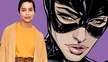 traje completo de Catwoman en 'The Batman'