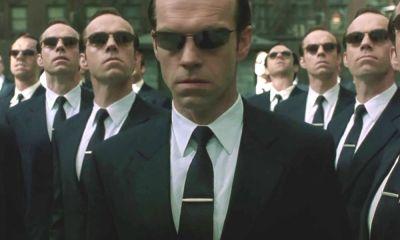 Agent Smith podría regresar en 'The Matrix 4'
