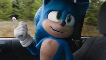 Fan Art de Sonic como Flash