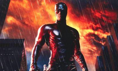 Origen trágico del traje de Daredevil