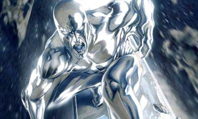 Póster fan art de Silver Surfer