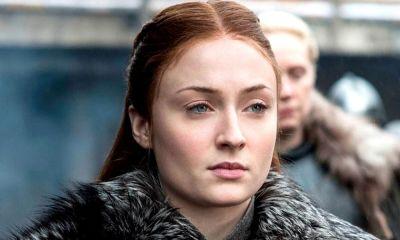 Sophie Turner extraña grabar 'Game of Thrones'