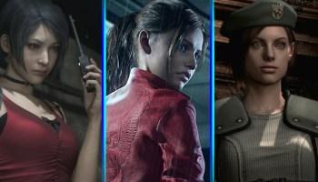 Ada Wong estará en el reboot de 'Resident Evil'