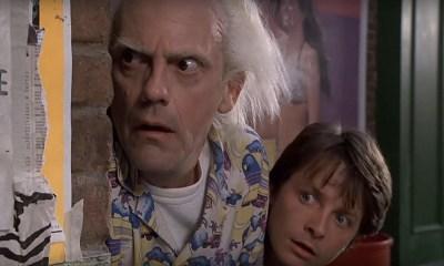 Reunión del elenco de 'Back to the Future'