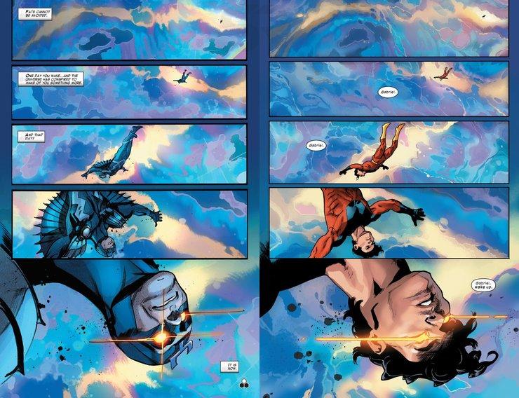 Uno de los X-Men más poderosos estaría conectado a uno de los Inhumans black-bolt-and-vulcan-alive-x-men-inhumans