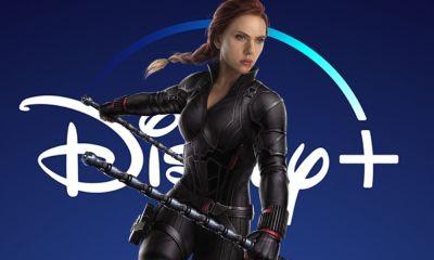 Black Widow en Disney+