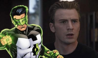 Chris Evans sería el nuevo Green Lantern