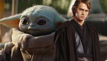 conexión entre Anakin Skywalker y Baby Yoda