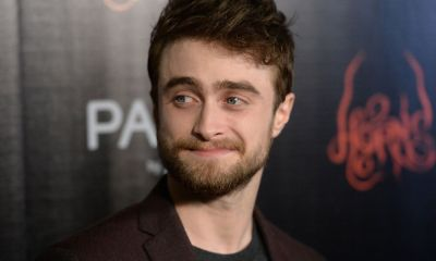 Daniel Radcliffe no está infectado de coronavirus