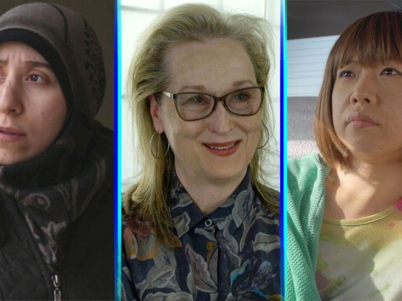 Documentales para el día de la mujer