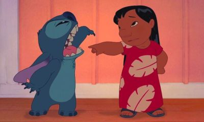 escena modificada de 'Lilo y Stitch'