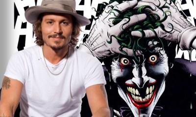 El Joker de Johnny Depp sería muy diferente