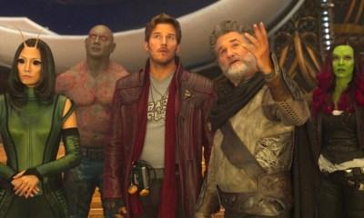 James Gunn quiere una película con Mantis y Drax