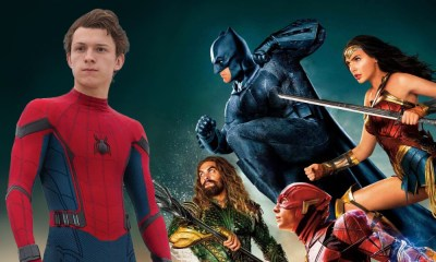 nuevo traje del Spider-Man de DC