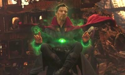 Doctor Strange se equivocó sobre el sacrificio de Iron Man