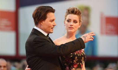 filtran mensajes entre Johnny Depp y Amber Heard