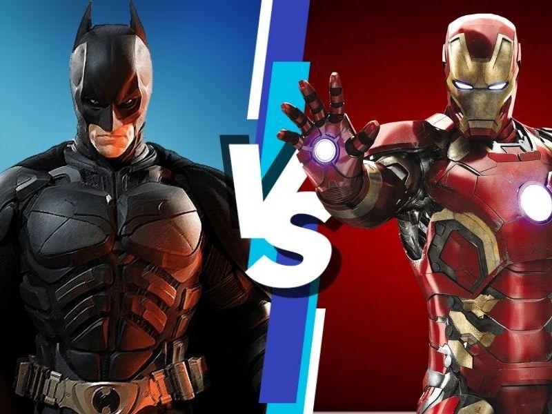 Iron Man derrotaría a Batman